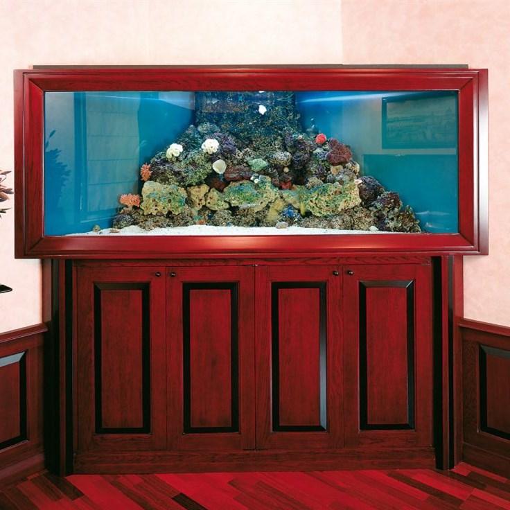 北京红木(实木)鱼缸