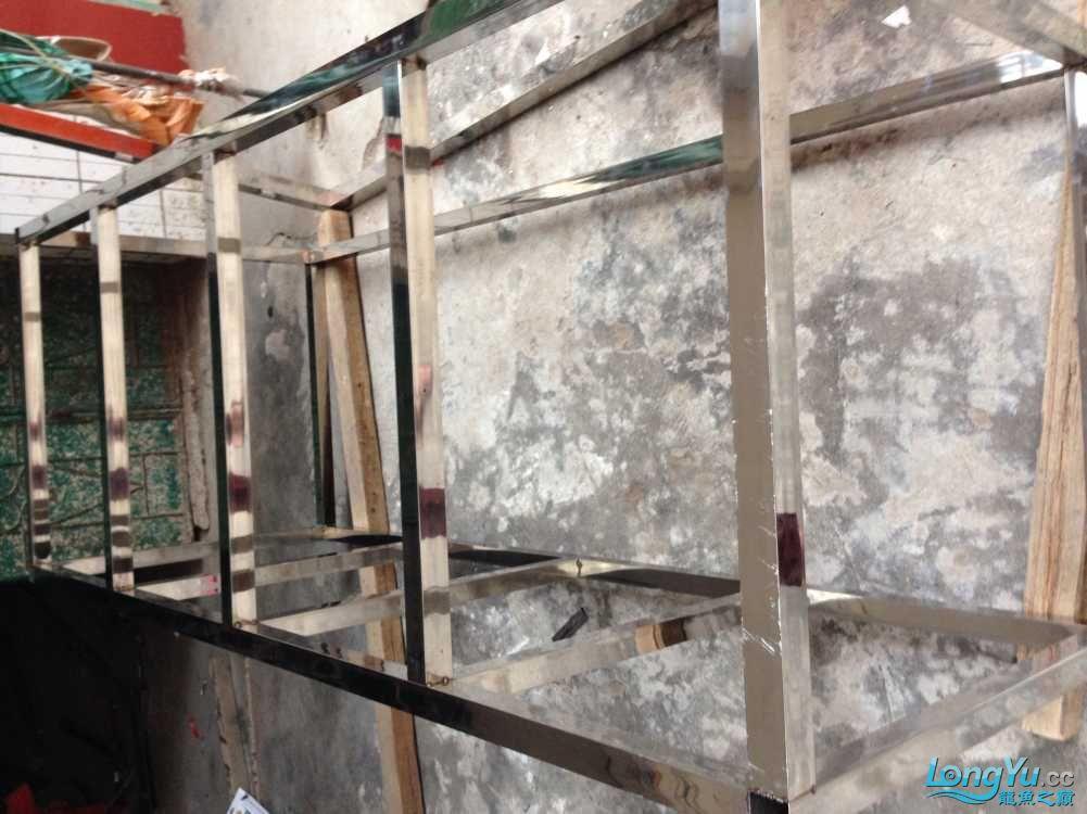 【北京慈鲷鱼品种大全】12厘超白制作2米乘80 80鱼缸全过程