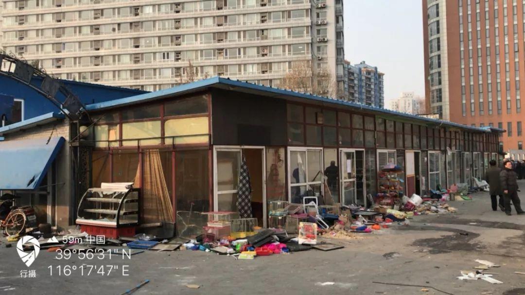 老官园花鸟北京市热带鱼批发市场鱼虫市场变身便民停车场!