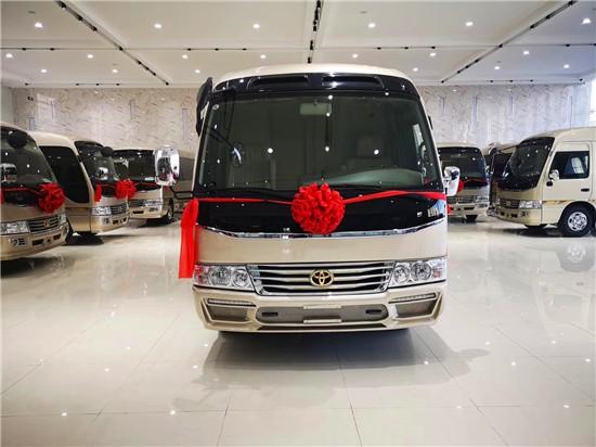 北京丰田考斯特12座批发价 丰田考斯特价格