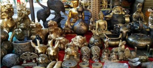 盘点北京华夏古玩城等多市集揭秘古文化非遗产品排行榜