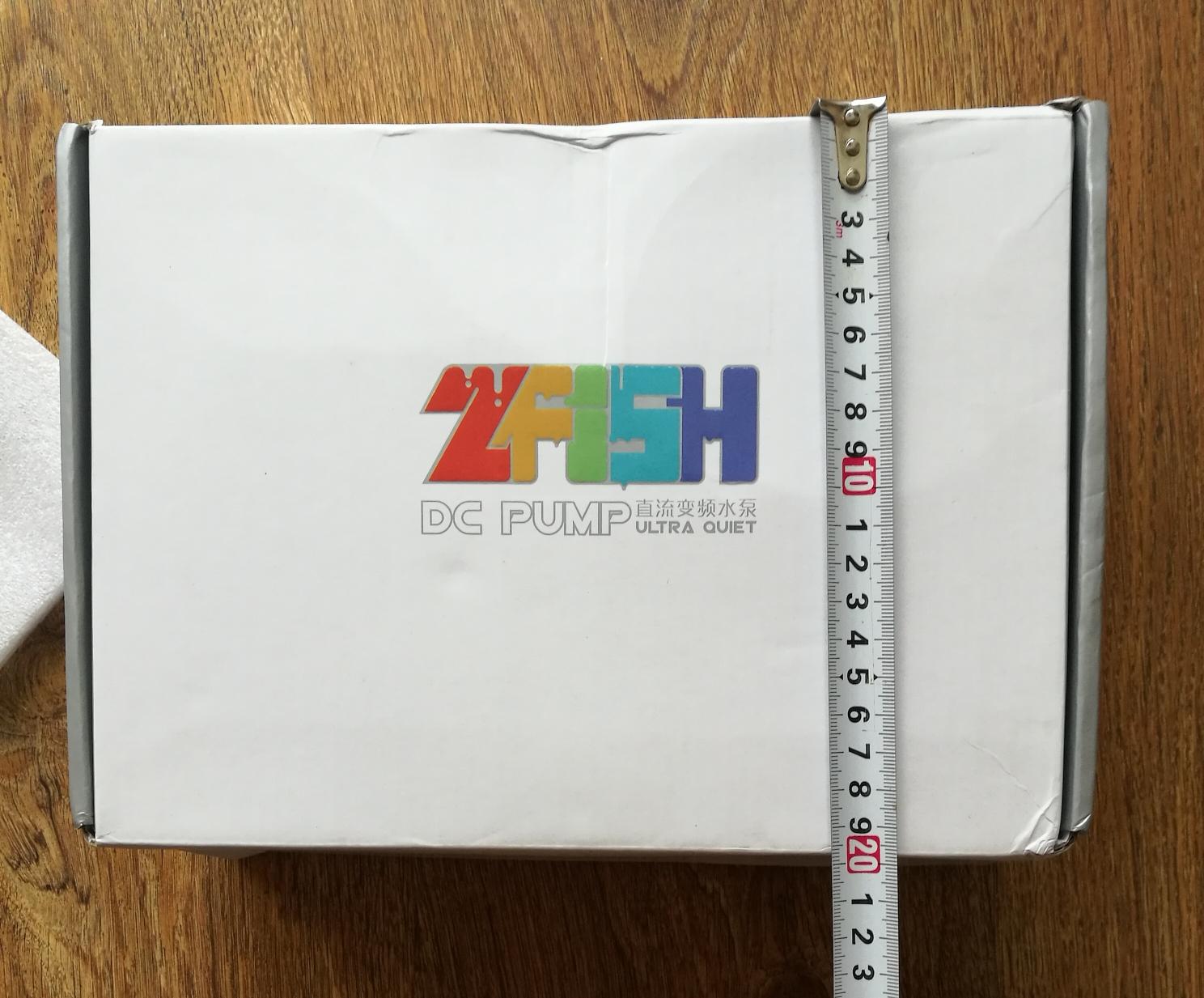 ZFISH变频水泵试用报告 北京龙鱼论坛 北京龙鱼第2张