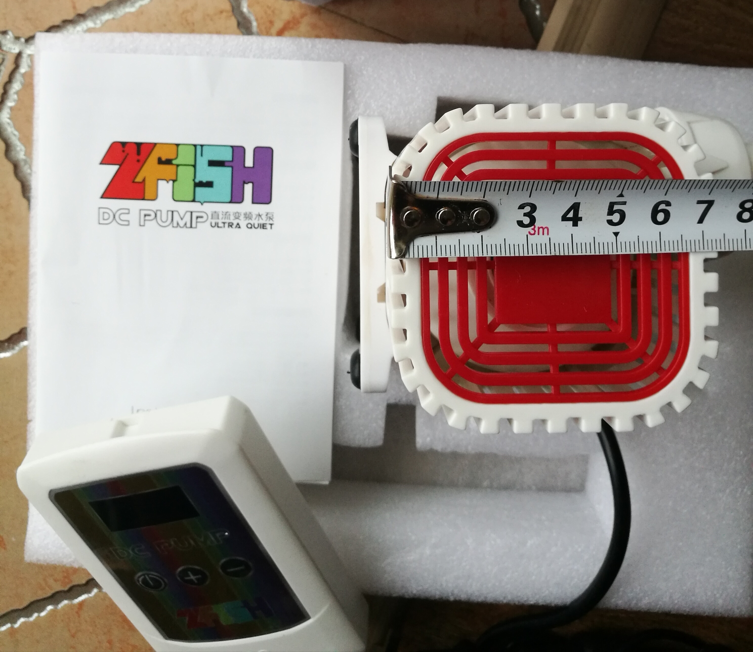 ZFISH变频水泵试用报告 北京龙鱼论坛 北京龙鱼第38张