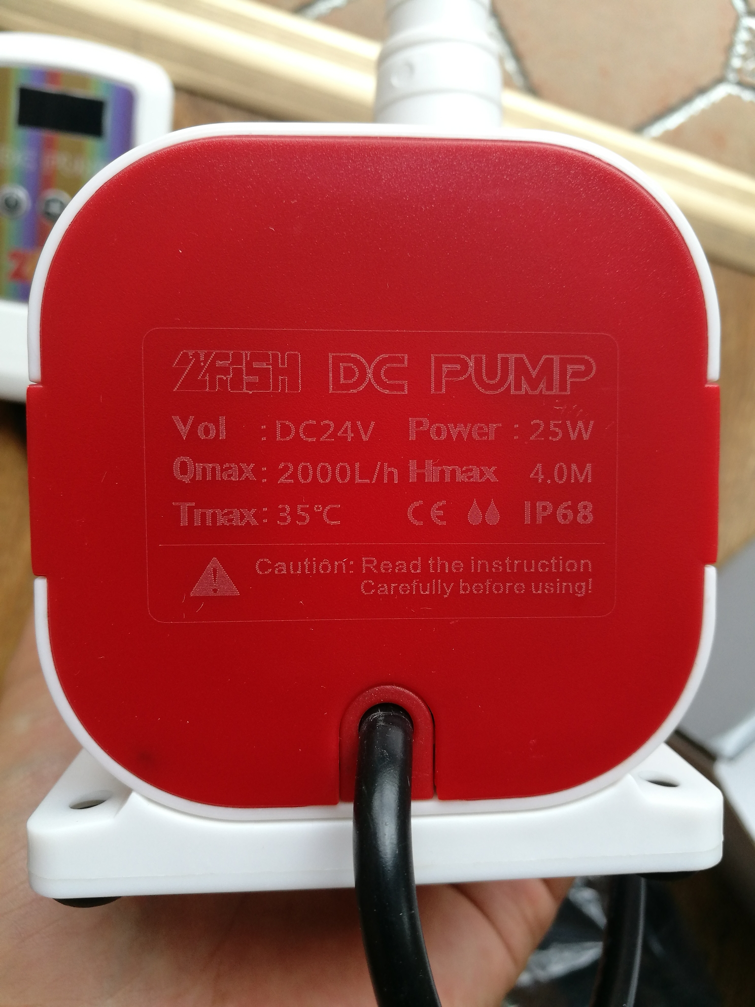 ZFISH变频水泵试用报告 北京龙鱼论坛 北京龙鱼第52张