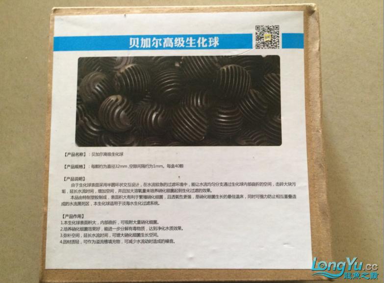 龙北京水族论坛打不开巅积分换的生化球收到了 北京观赏鱼 北京龙鱼第2张