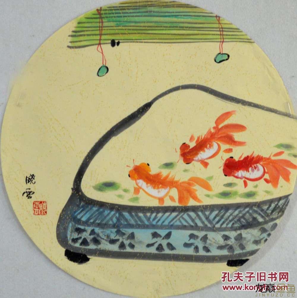 水墨金鱼更显风趣灵动 北京观赏鱼 北京龙鱼第13张