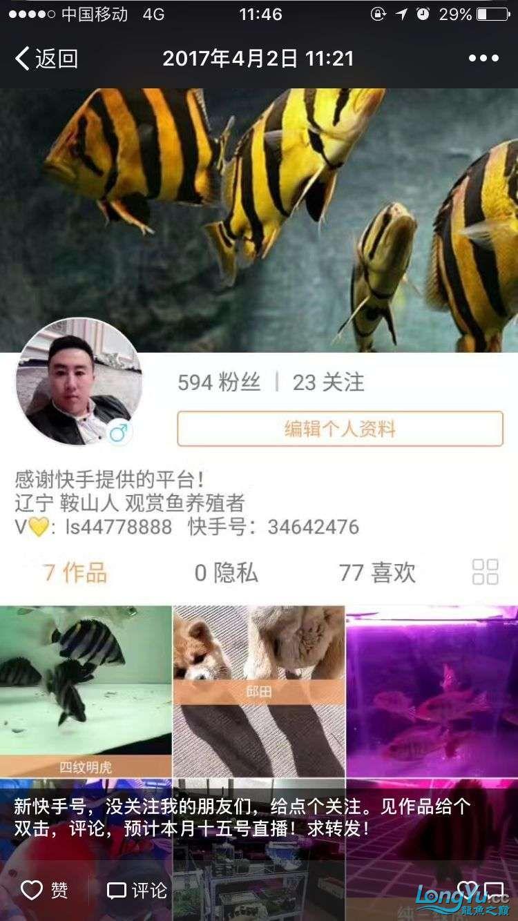举报一个鞍山骗子 北京龙鱼论坛 北京龙鱼第3张