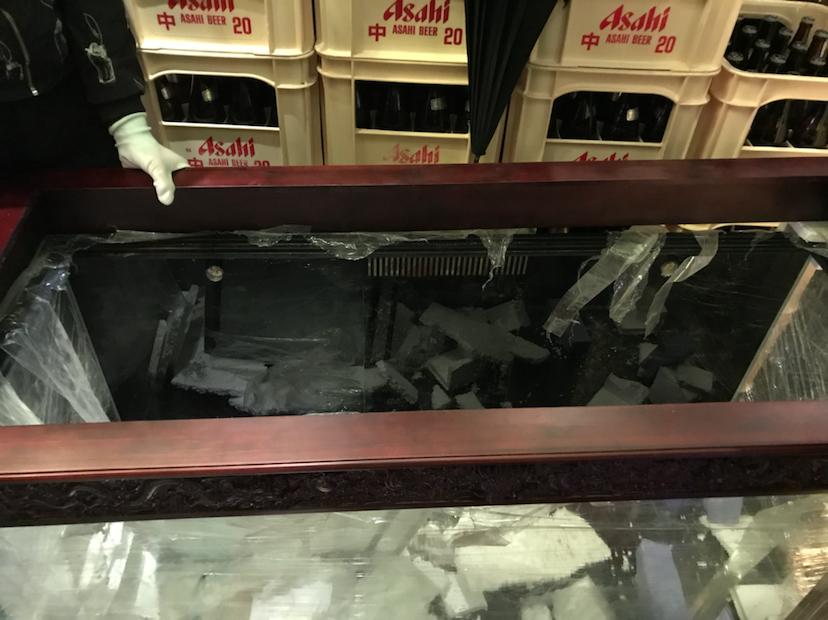历经3个月在国内定制的鱼缸终于到了 北京观赏鱼 北京龙鱼第1张