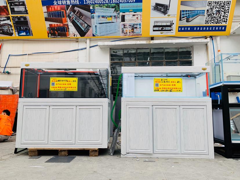 北京观赏鱼缸定做出:云南——背景随意切换模式